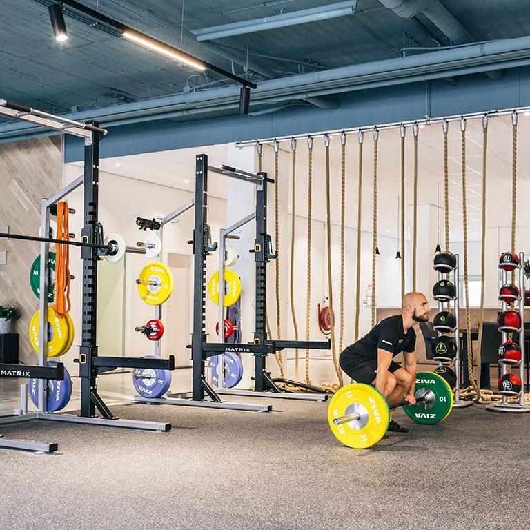 Exclusieve Fitness in Eindhoven Centrum
