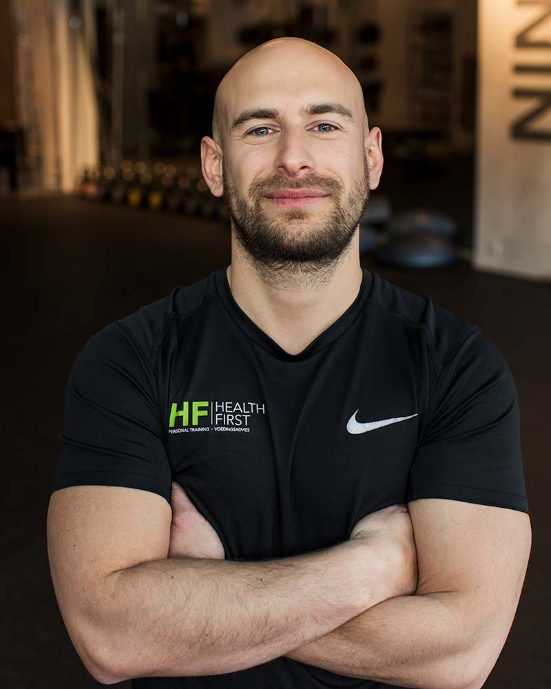 Geert Ramakers, Personal Trainer van Health First Club – Eindhoven
