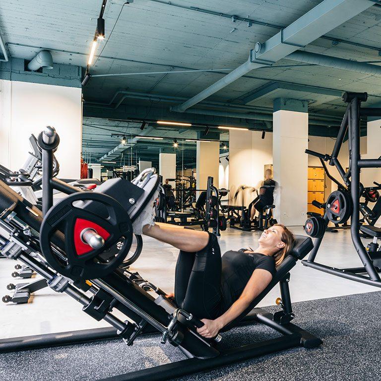 Premium Fitness in Eindhoven