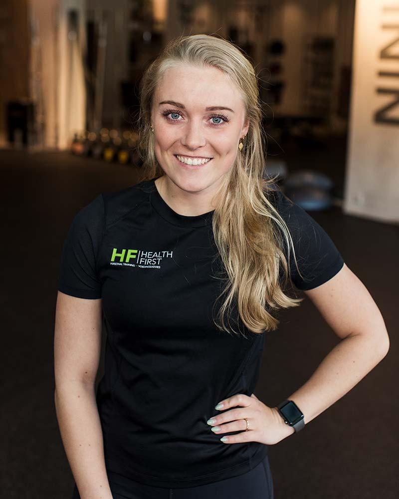 Anneline Aarts, Personal Trainer van Health First Club - Eindhoven