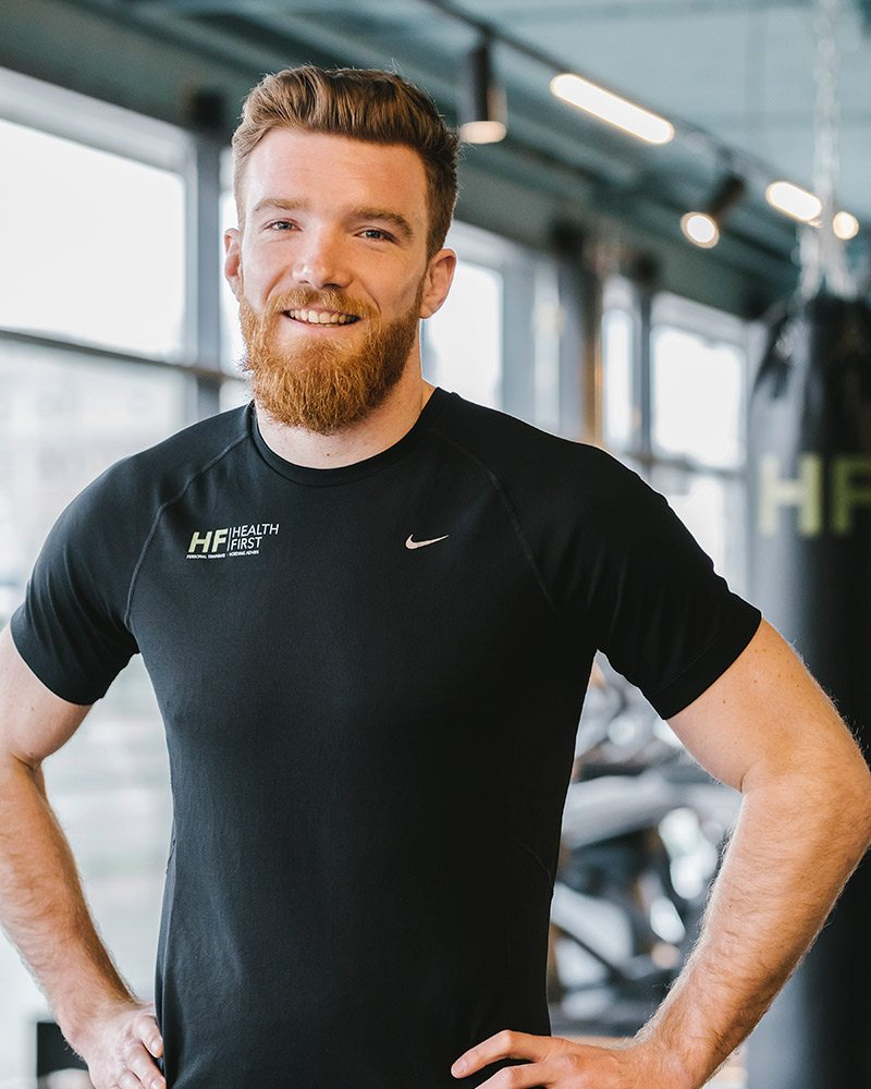 Timo Smit, Personal Trainer van Health First Club - Eindhoven