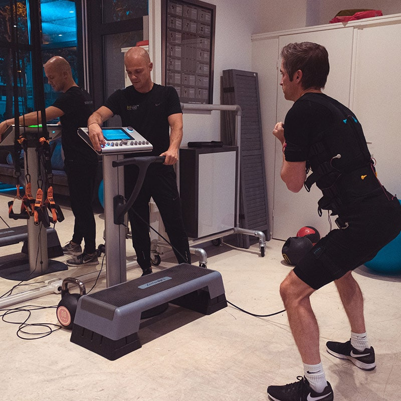 EMS - Electro musculaire stimulatie Eindhoven