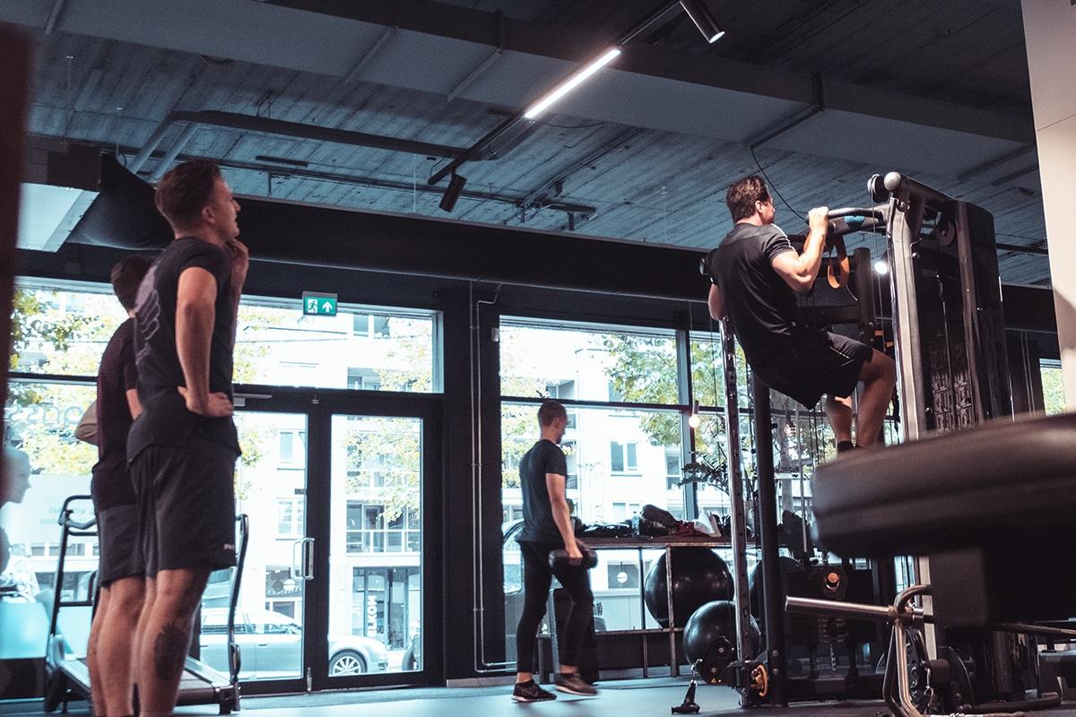 sporten en fitness met coach in Eindhoven