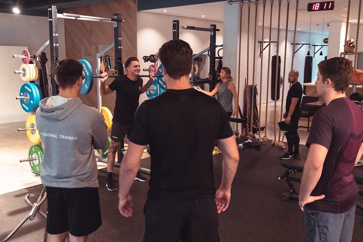 Professionele Fitness begeleiders Eindhoven