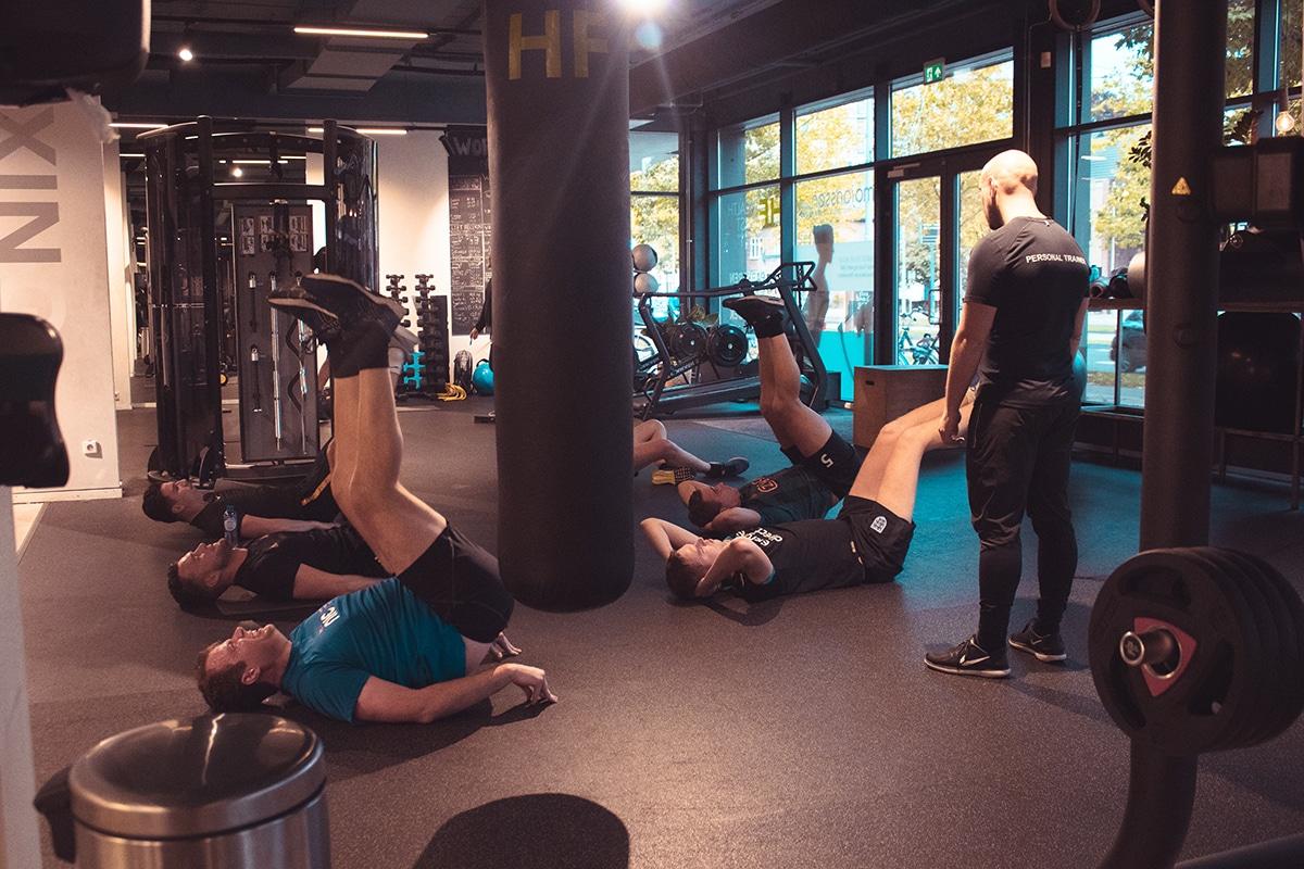 Cardio Fitness Eindhoven