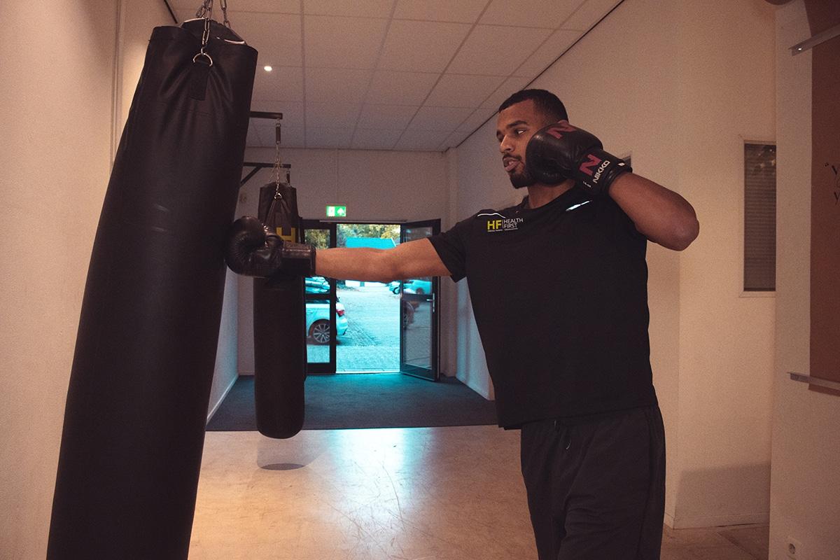 Boks fitness - bokstraining