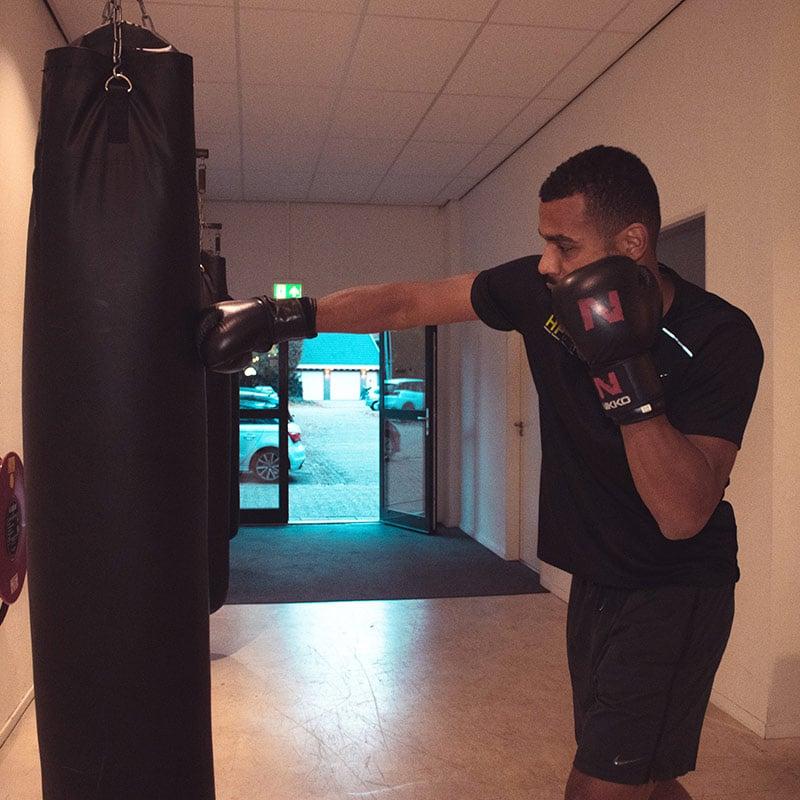 boksen - bokstraining