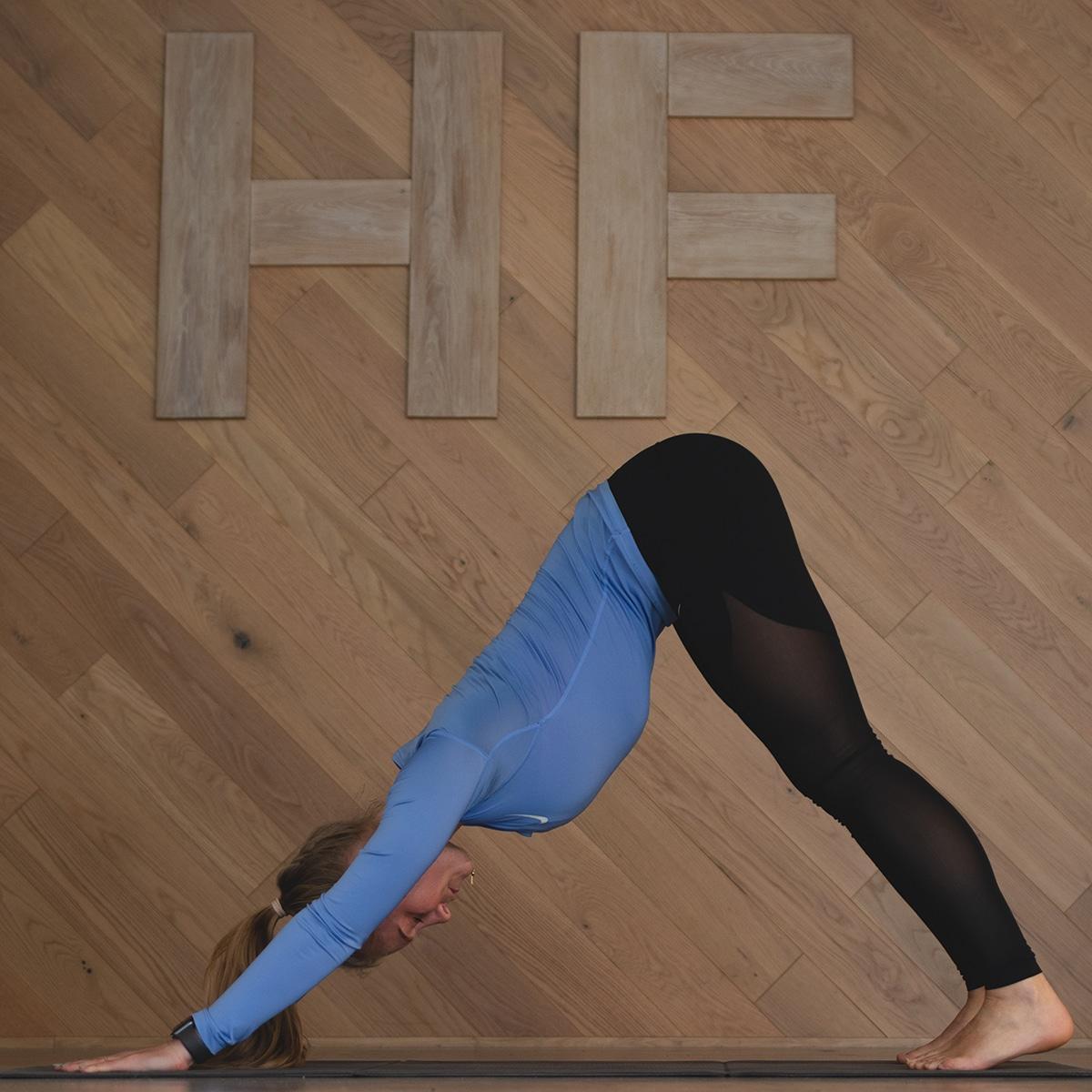 yoga in Eindhoven - Personal Yoga door Anneline 2