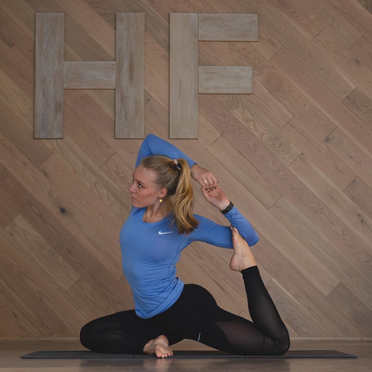 yoga in Eindhoven - Personal Yoga door Anneline 1