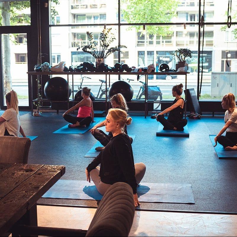 yoga in Eindhoven - Personal Yoga door Anneline 3