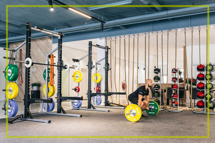 personal trainer eindhoven van Health First CLub