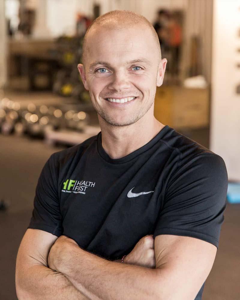 Ilja van Leerdam; Personal Trainer Eindhoven